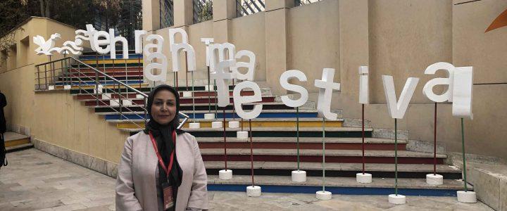 مینا هاشمی-فستیوال انیمیشن